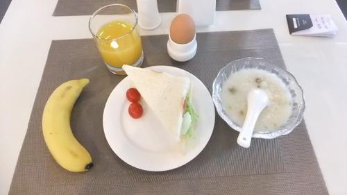 西直门酒店朝食