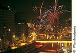ウィーンで新年を迎える