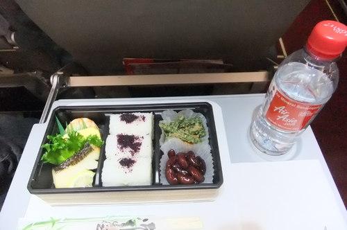 機内食は選べる