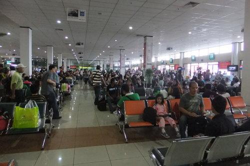 エアーアジアの専用ターミナル