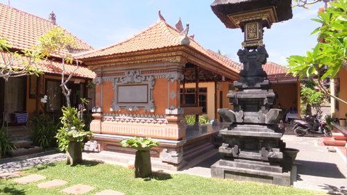 ヒンドゥー教住居内建物