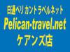 ペリカントラベルネットは世界107か国 上戸彩宣伝の日通です。