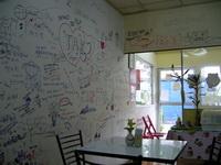 お店の風景