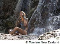 温泉大国ニュージーランド