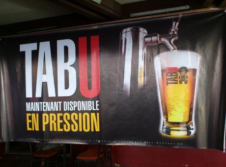 TABU ビール