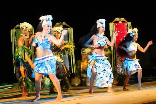 タヒチアン・ダンスショー