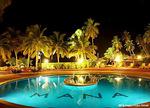 フィジーマナ島の夜♪