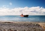 マゼラン海峡渡し船