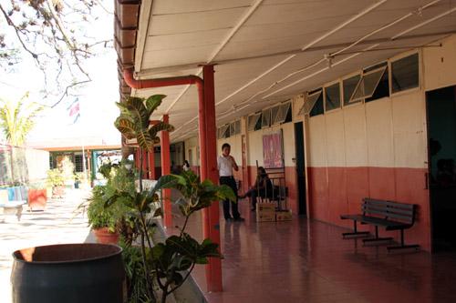 コスタリカ リンコン・グランデ小学校