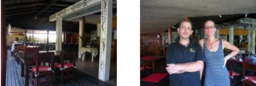 モーレア島 レストラン 3
