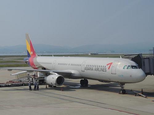 アシアナ航空整備