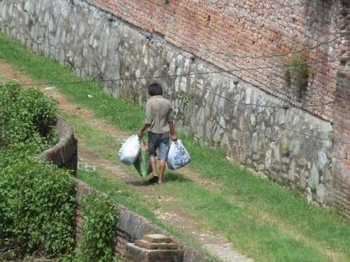 ゴミ回収業者 1