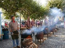 アスコーナ栗祭り