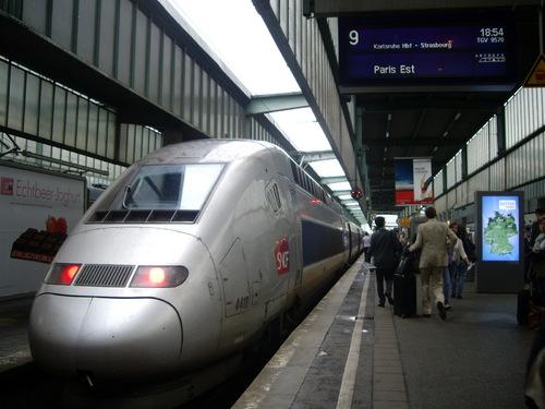 TGV STR