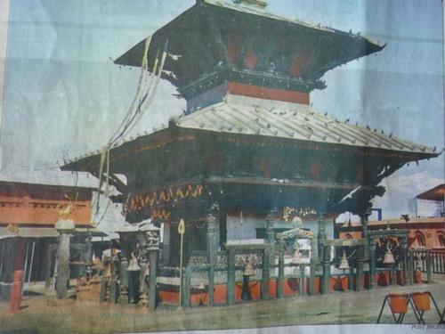 マナカマナ寺院