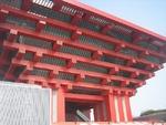 中華芸術宮でドキュメンタリー撮影1