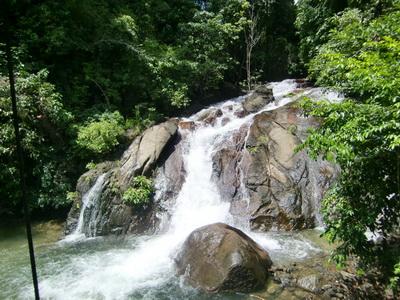 カオラック 滝