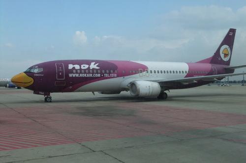 NOKエアーの機体