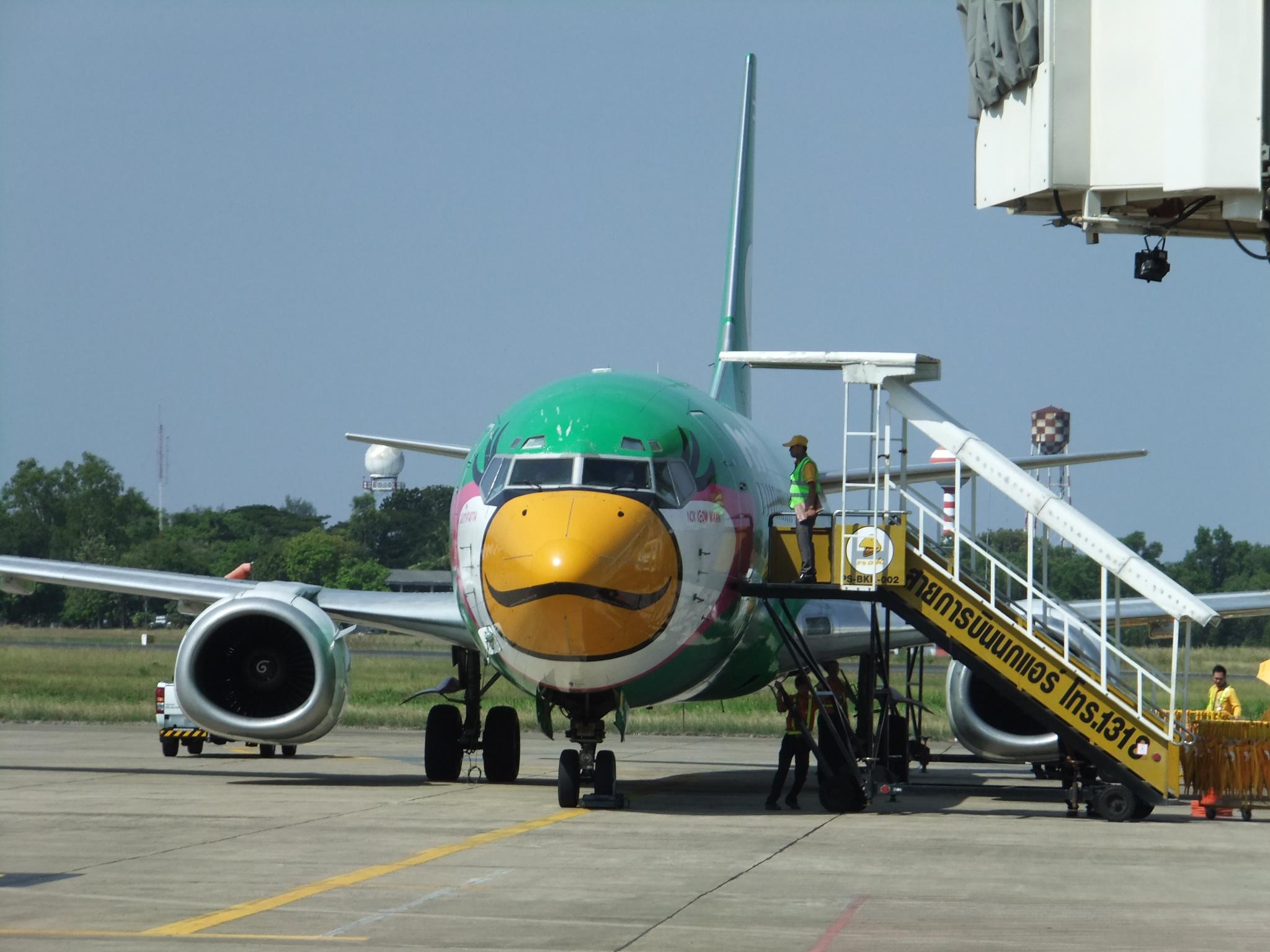NOKエアーの機体3