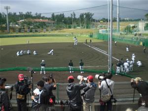 阪神タイガース2012キャンプ3