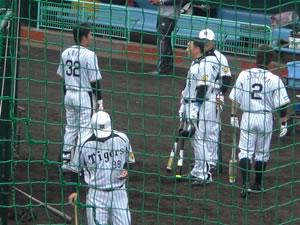 阪神タイガース2012キャンプ4
