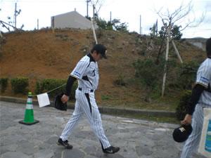 阪神タイガース2012キャンプ5