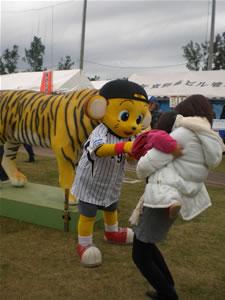 阪神タイガース2012キャンプ6