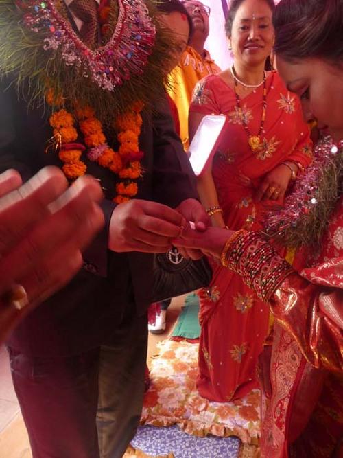 ネワール族の婚約式3