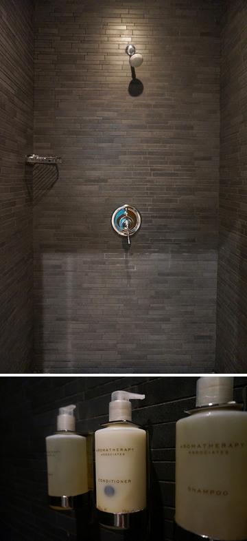 スパ:タラソシャワー