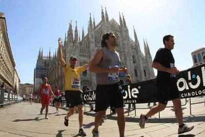 市内マラソン