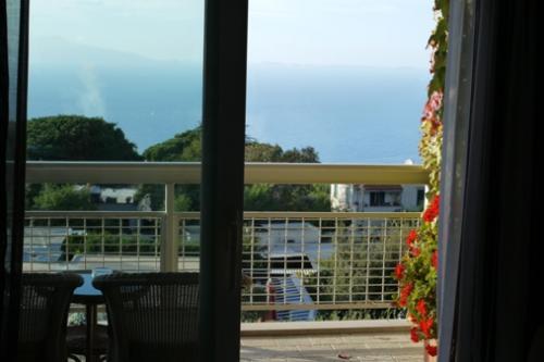アナカプリホテル ミシュライレストラン