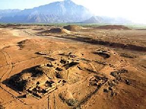 ペルー「カラル遺跡」