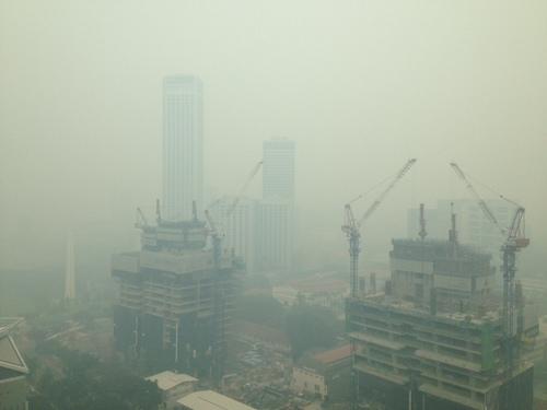 シンガポール現在の様子