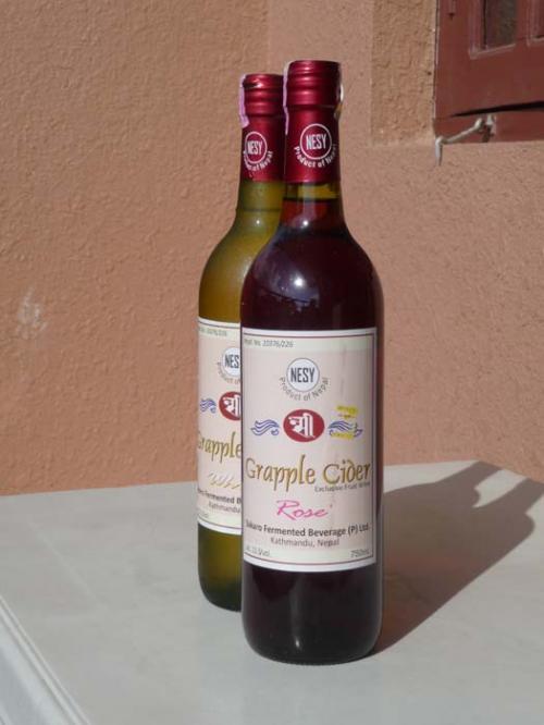 ネパールワイン