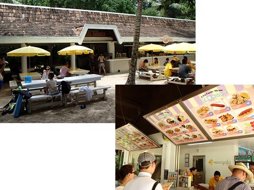サイパン/マニャガハ島・レストラン