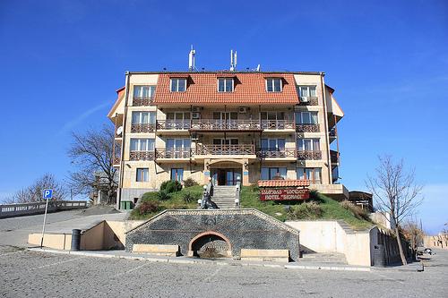 sighnaghi hotel
