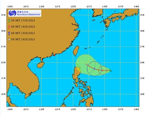 USAGI2 台風19号