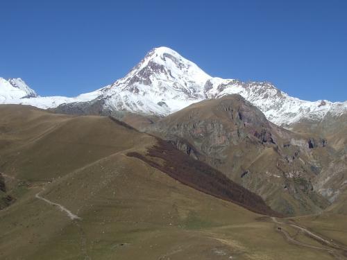カズベギ山