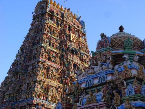 チェンナイのカパレーシュワラ寺院