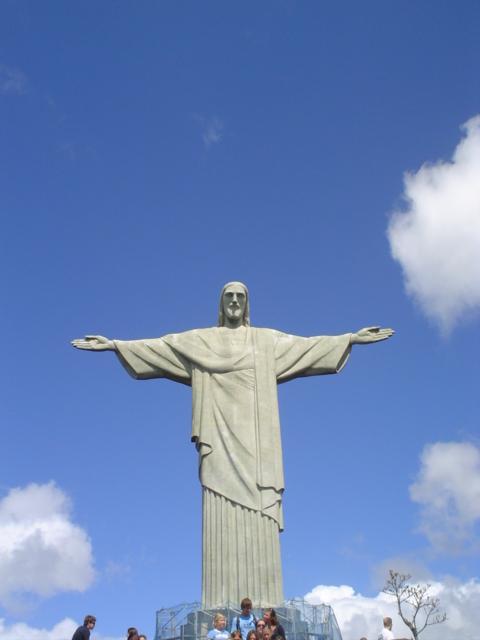 リオ コルコバード キリスト像