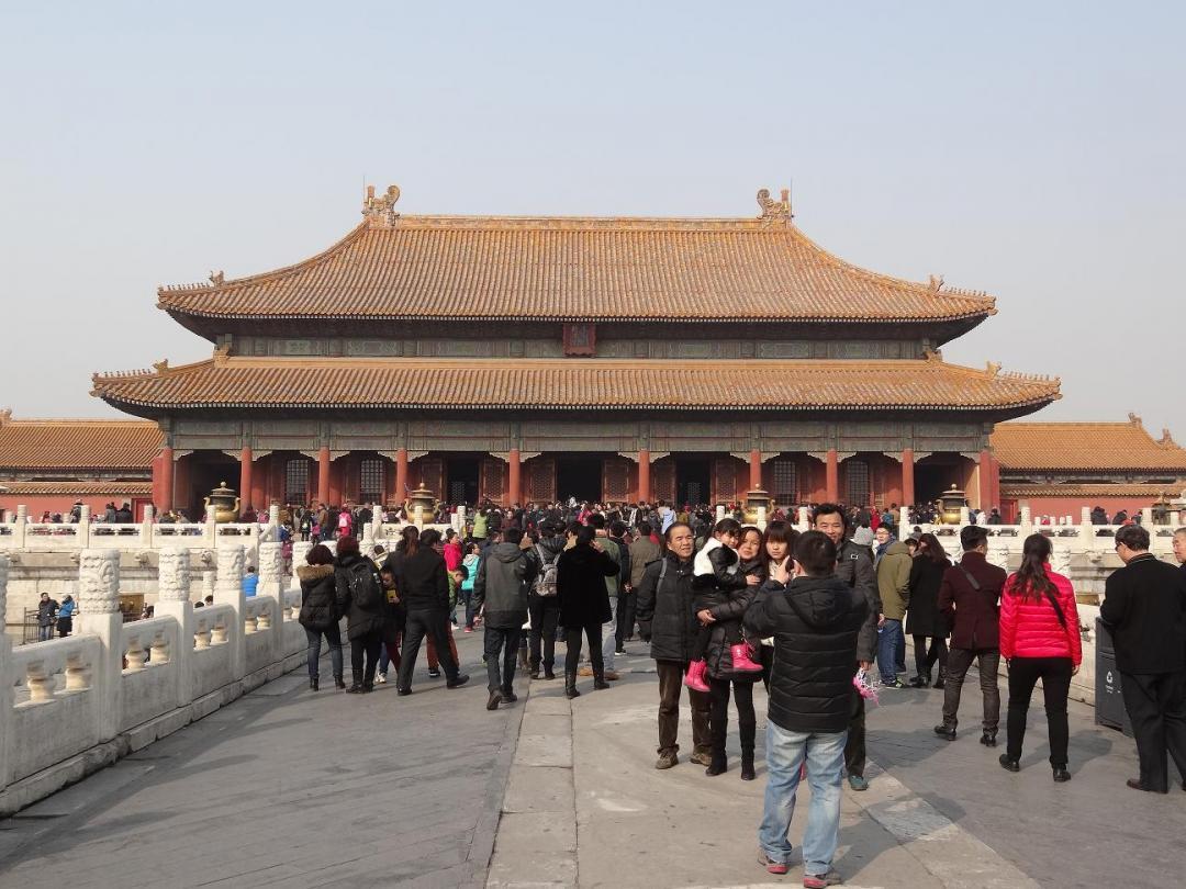 故宮博物院 (紫禁城) - 北京のおすすめ観光地・名所 | 現地を知り ...