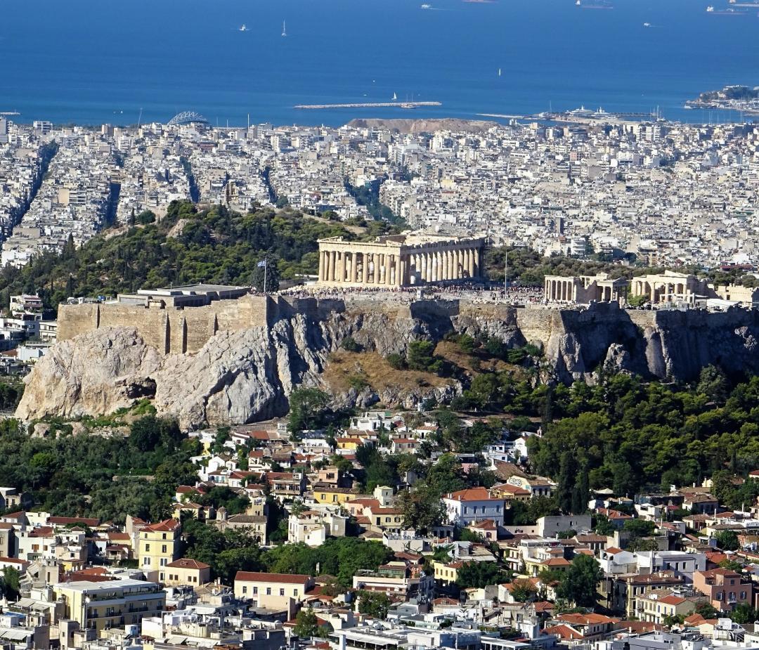 リカヴィトスの丘 - アテネのおすすめ観光地・名所   現地を知り尽くし ...