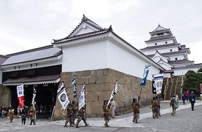歴史上のドラマがたくさん!名城・鶴ヶ城と会津若松・喜多方への旅