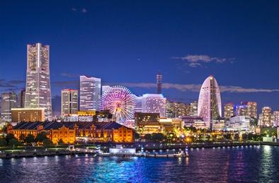 ショッピング・グルメ・街散策・・・魅力たっぷりの港町・横浜!