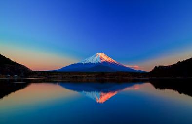 日本のシンボル富士山!美しの国・日本を感じよう。