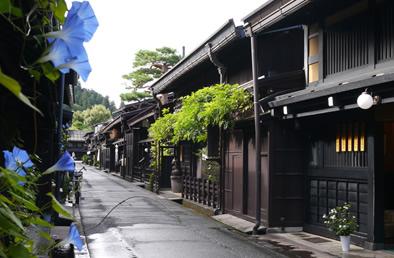 情緒的な街並みに心奪われる!飛騨・高山エリアで大人旅。