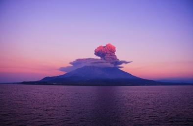 英雄ゆかりの地・鹿児島と、地球の鼓動を感じる桜島へ!