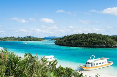 珊瑚礁に囲まれた美しい島・石垣島で心もカラダもリフレッシュ!
