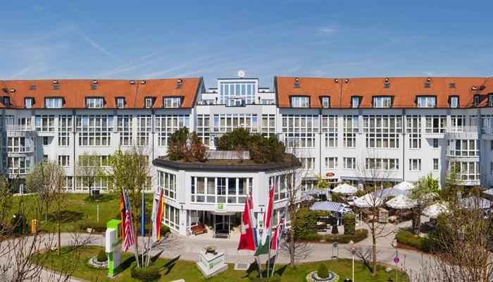 外観 Photo by:Holiday Inn Munchen Unterhaching